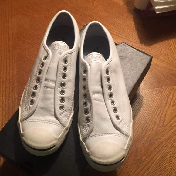 ddf86e078194 Brand New Converse Jack Purcell LP Slip On Sneaker